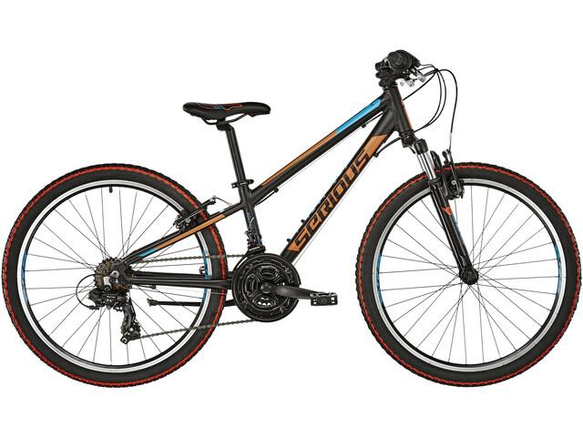 """Serious Rockville 24"""" Kinder black-orange-blue"""